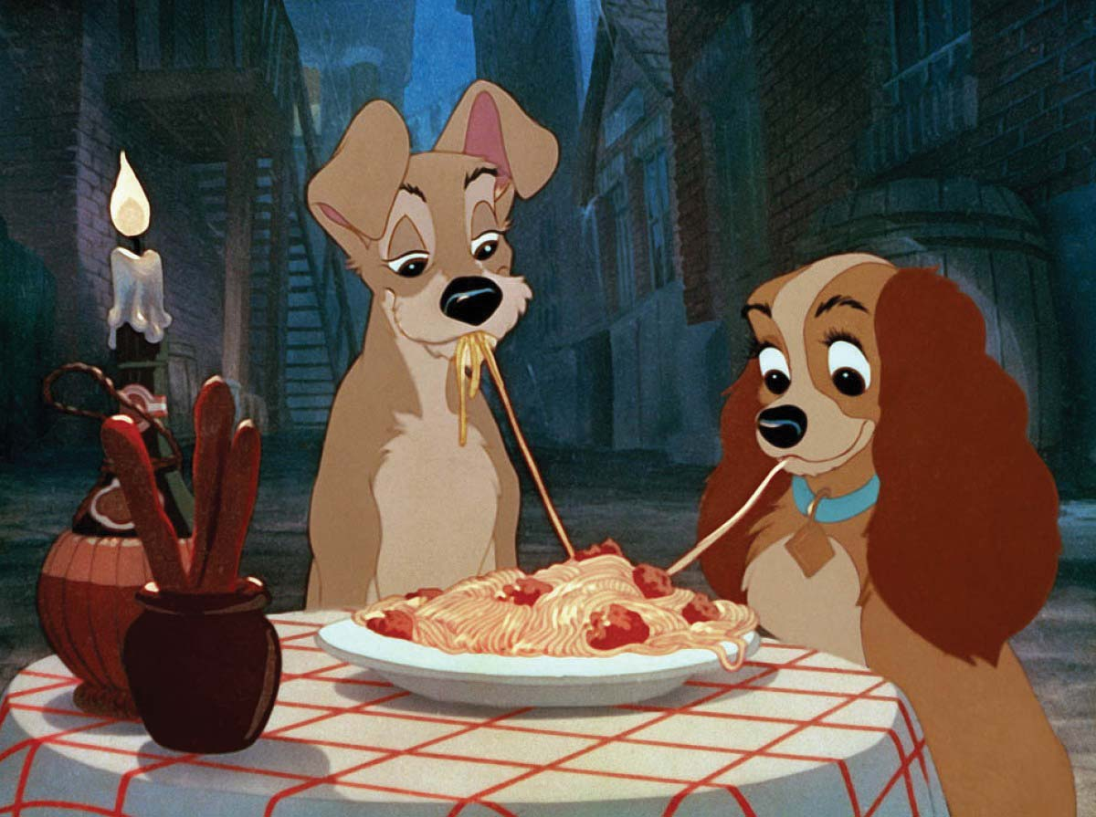 Episode 24 Lady And The Tramp 1955 Silver Screamers